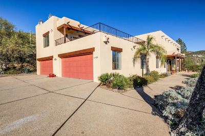 Tucson Single Family Home For Sale: 11775 E Balboa Place