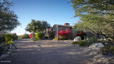 Single Family Home For Sale: 1643 E Sahuaro Blossom Place