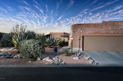 Pima County Townhouse Active Contingent: 4370 N Camino De Carrillo