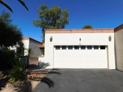 Townhouse For Sale: 840 W Safari Drive