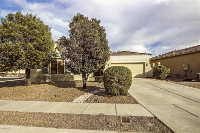Tucson Single Family Home Active Contingent: 9188 N Sacred Sky Place