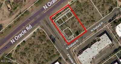 Pima County Residential Lots & Land For Sale: 10905 N Stallard Place #-
