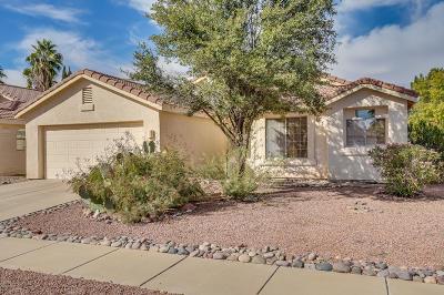 Tucson Single Family Home Active Contingent: 7020 W Avondale Place