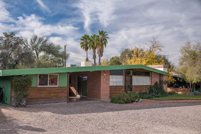 Pima County Single Family Home For Sale: 5322 E Rosewood Street