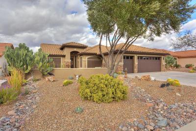 Green Valley Single Family Home For Sale: 2397 E Bonita Canyon Drive