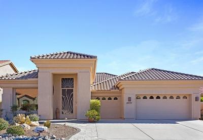 Tucson Single Family Home For Sale: 37777 S Skyline Drive