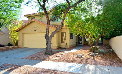 Pima County, Pinal County Single Family Home For Sale: 2417 N Lake Star Drive