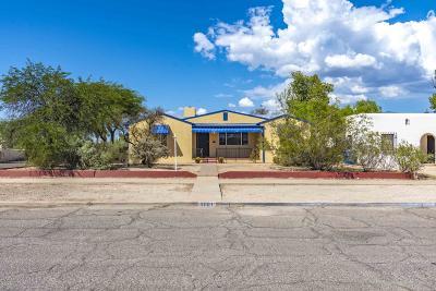 Tucson Single Family Home For Sale: 3001 E Helen Street