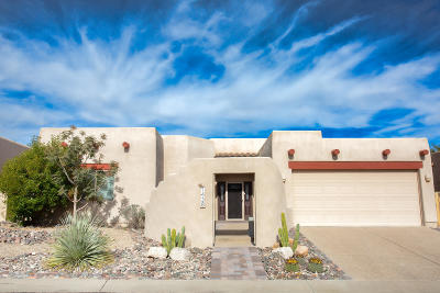 Pima County Single Family Home For Sale: 1438 W Fairway Wood Court
