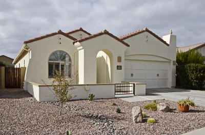 Oro Valley Single Family Home Active Contingent: 13567 N Garlenda Way