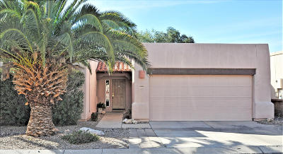 Pima County Single Family Home For Sale: 10201 N Tarheel Place