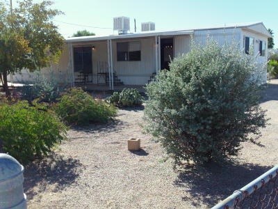 Pima County Manufactured Home For Sale: 919 W Calle Arizona