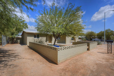 Pima County Single Family Home For Sale: 4151 E Spring Street