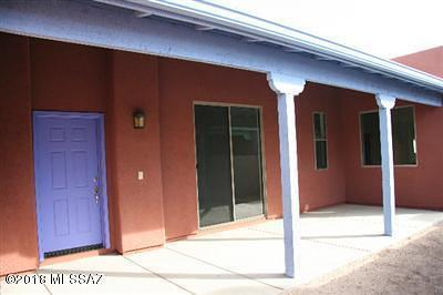 Tucson Single Family Home For Sale: 864 W Calle Carasol