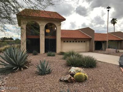 Tucson Townhouse For Sale: 5708 N Camino Laguna