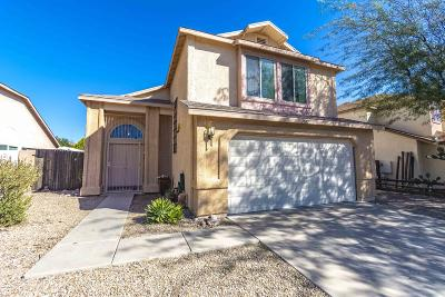 Tucson Single Family Home Active Contingent: 3532 W Avenida Obregon