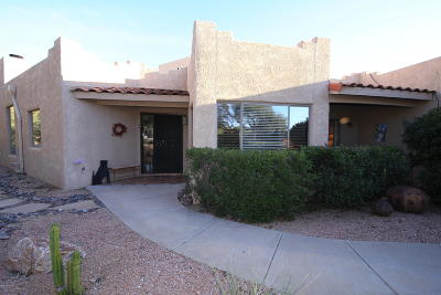 Pima County Single Family Home For Sale: 12019 E Claim Jumper