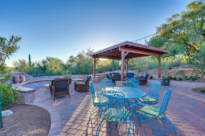Tucson Single Family Home For Sale: 4245 N Camino Gacela