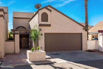 Pima County Single Family Home For Sale: 2935 W Talara Lane