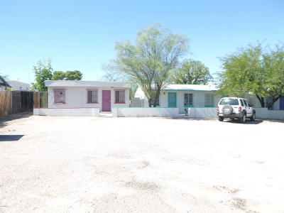 Tucson Residential Income For Sale: 132 E Jacinto Street