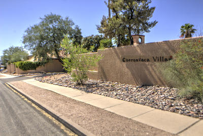 Tucson Townhouse For Sale: 3725 E 2nd Street #A