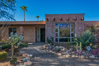 Pima County, Pinal County Single Family Home For Sale: 5901 N Camino Miraval