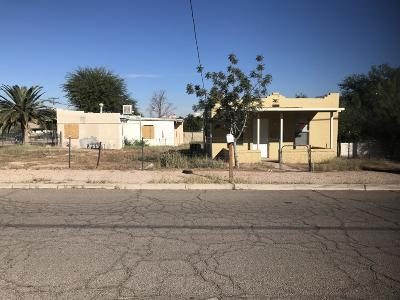 Pima County, Pinal County Single Family Home For Sale: 126 W Blacklidge Drive