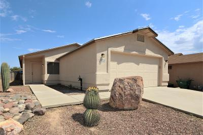 Tucson Single Family Home Active Contingent: 5025 S London Court