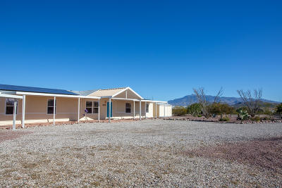 Vail Manufactured Home For Sale: 13517 E Bright Sky Loop