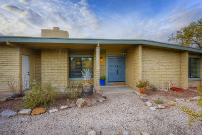 Pima County, Pinal County Single Family Home For Sale: 3765 N Gunnison Drive