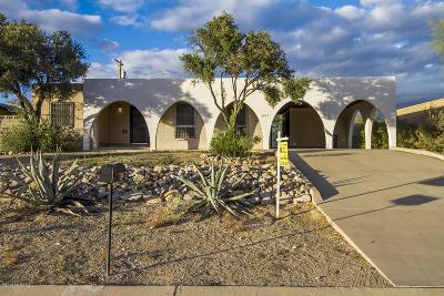 Tucson Single Family Home For Sale: 2032 W Calle Campana De Plata