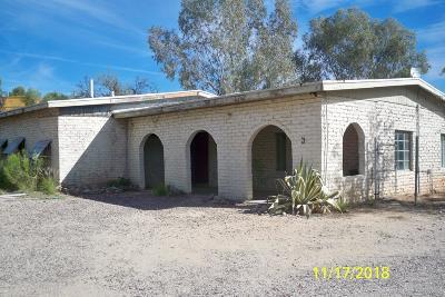 Tucson Single Family Home Active Contingent: 12371 E Thunderhead Ranch Road