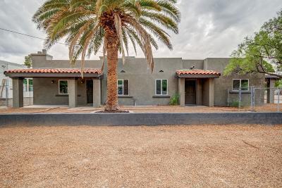 Single Family Home For Sale: 1638 N Jones Boulevard