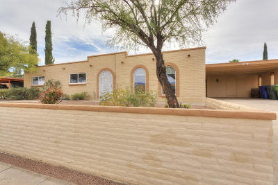 Pima County, Pinal County Single Family Home For Sale: 8950 E Lee Street