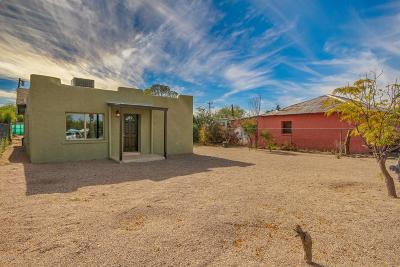Pima County Single Family Home For Sale: 215 W 26th Street