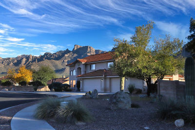 Oro Valley Single Family Home Active Contingent: 388 E Streams Edge Place