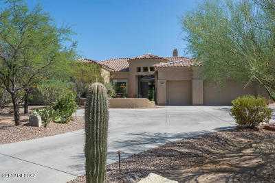 Marana Single Family Home For Sale: 5918 W Running Brook Court
