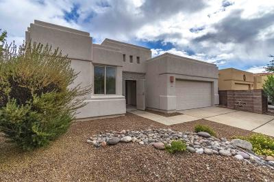 Pima County Single Family Home For Sale: 5186 N Contentment Court