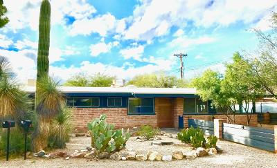 Pima County Single Family Home For Sale: 3131 N Gill Avenue