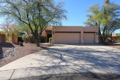 Tucson Single Family Home For Sale: 5409 N Crescent Ridge Drive