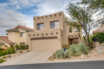 Oro Valley Single Family Home For Sale: 1655 E Deer Shadow Lane