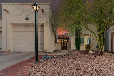Green Valley Townhouse For Sale: 1190 W Mountain Vw