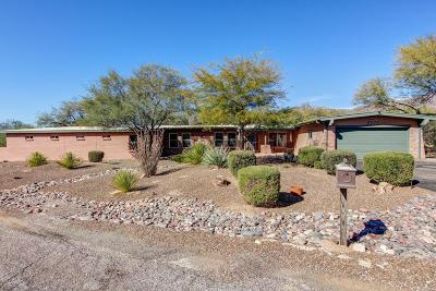 Pima County, Pinal County Single Family Home For Sale: 4715 N Snyder Circle