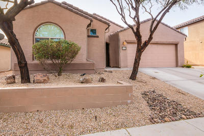 Tucson Single Family Home For Sale: 10730 E Orchid Cactus Lane