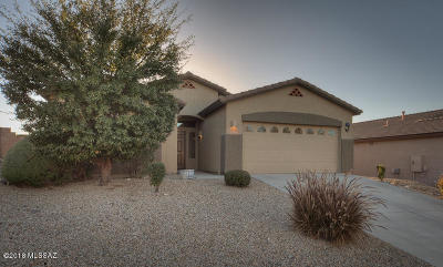 Valle Single Family Home Active Contingent: 17688 S Vermillion Sunset Drive
