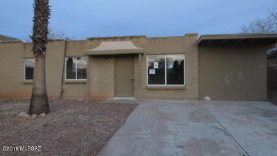 Tucson AZ Townhouse For Sale: $112,350