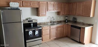 Tucson AZ Townhouse For Sale: $115,000