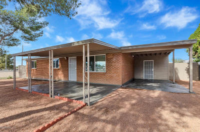 Tucson Single Family Home For Sale: 4701 E 27th Street