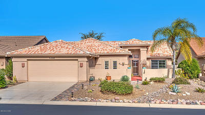 Saddlebrooke Single Family Home For Sale: 63530 E Desert Peak Drive