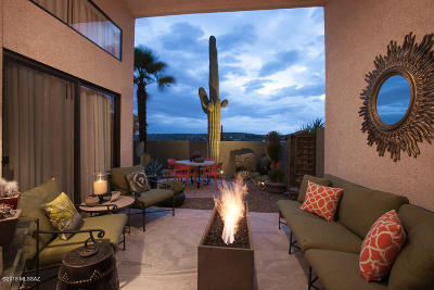 Tucson Townhouse Active Contingent: 4991 N Valle